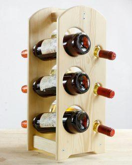 Vyno lentyna RW-9-6